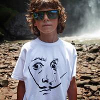 Detske tricko Salvador Dali